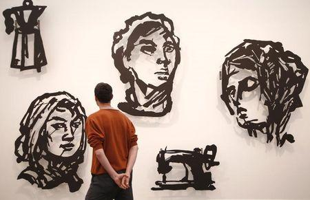 William Kentridge, premio Princesa de Asturias de las Artes