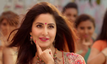 Katrina Kaif : She loves her Italian menu and she can't let go off it for long periods.