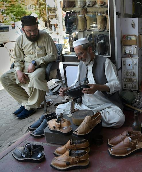 Famed for luxury red-soled stilettos, French shoe designer Christian Louboutin has taken inspiration for a new sandal from Pakistan's tribal frontier, sparking claims of cultural appropriation along with grins from grizzled Pakistani cobblers