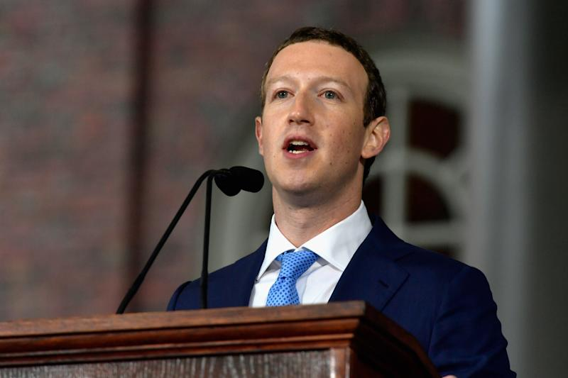 Facebook's founder and CEO has been a staunch supporter of immigration reform for years.  (Paul Marotta via Getty Images)