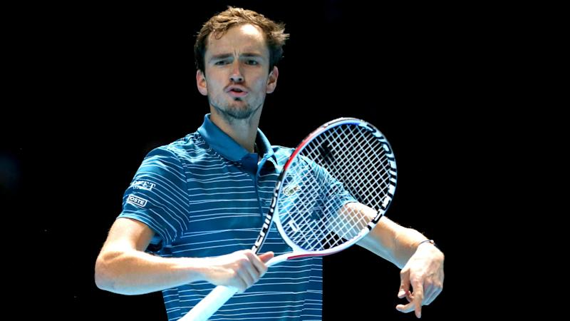 Defending W&S Open champion Daniil Medvedev ousted in quarterfinals