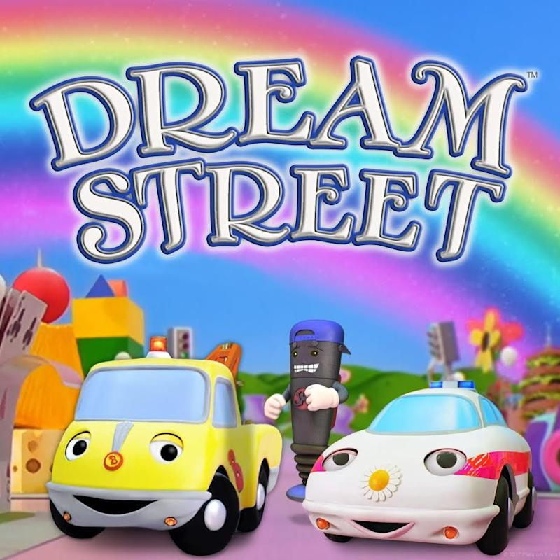 Dream Street - Credit: Platinum Films