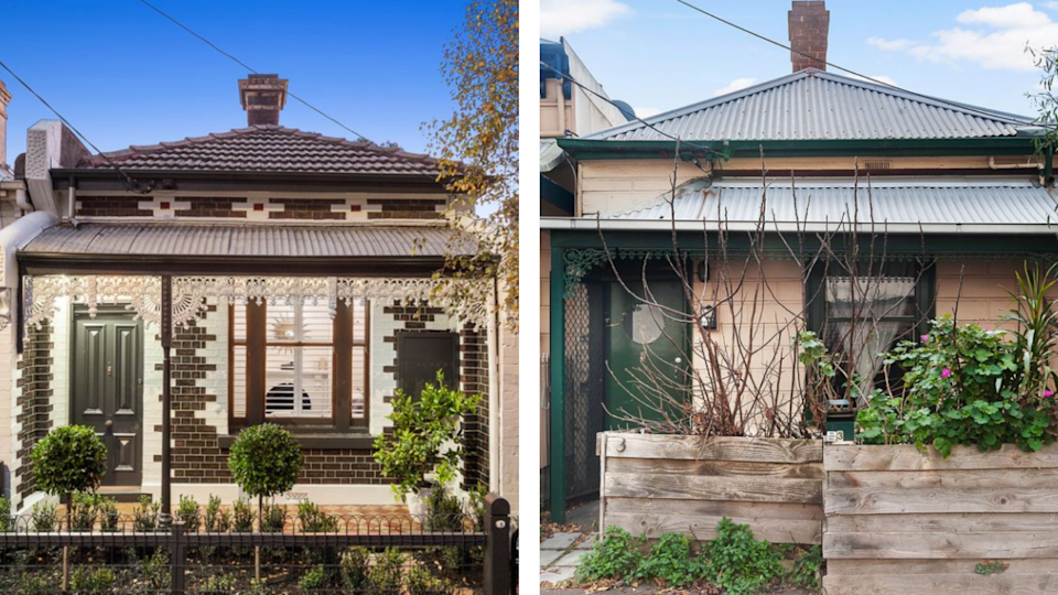 These are the most-viewed Australian residential homes heading to auction today. Which would you buy? Source: Realestate.com
