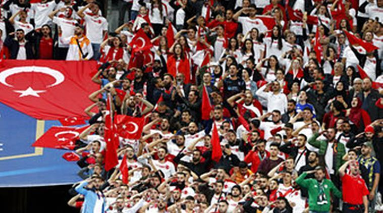 The Ataturk Olympic Stadium was picked by UEFA last year over the Stadium of Light in Lisbon, Portugal.