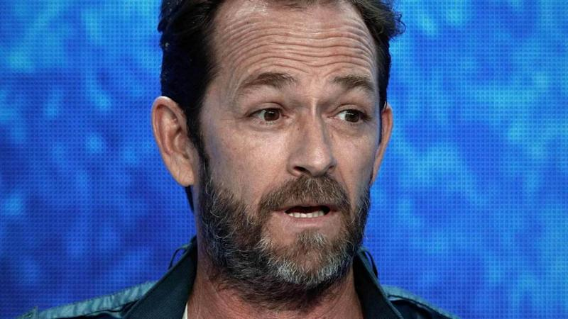 Luke Perry Is Not Buried Where His Death Certificate Says He Is, Family Keeping Final Resting Place a Secret