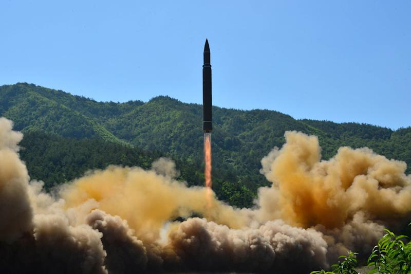 North Korean Missiles Could Reach Hawaii in 20 Minutes so the State Is PreparingMore