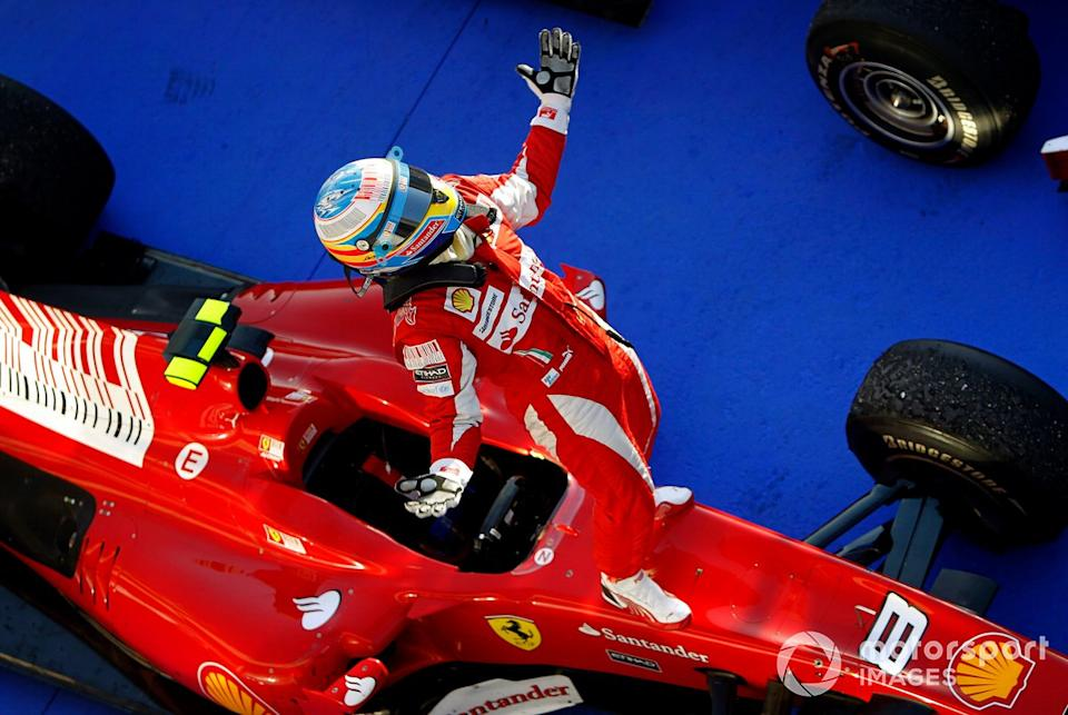 "Fernando Alonso<span class=""copyright"">Steven Tee / Motorsport Images</span>"