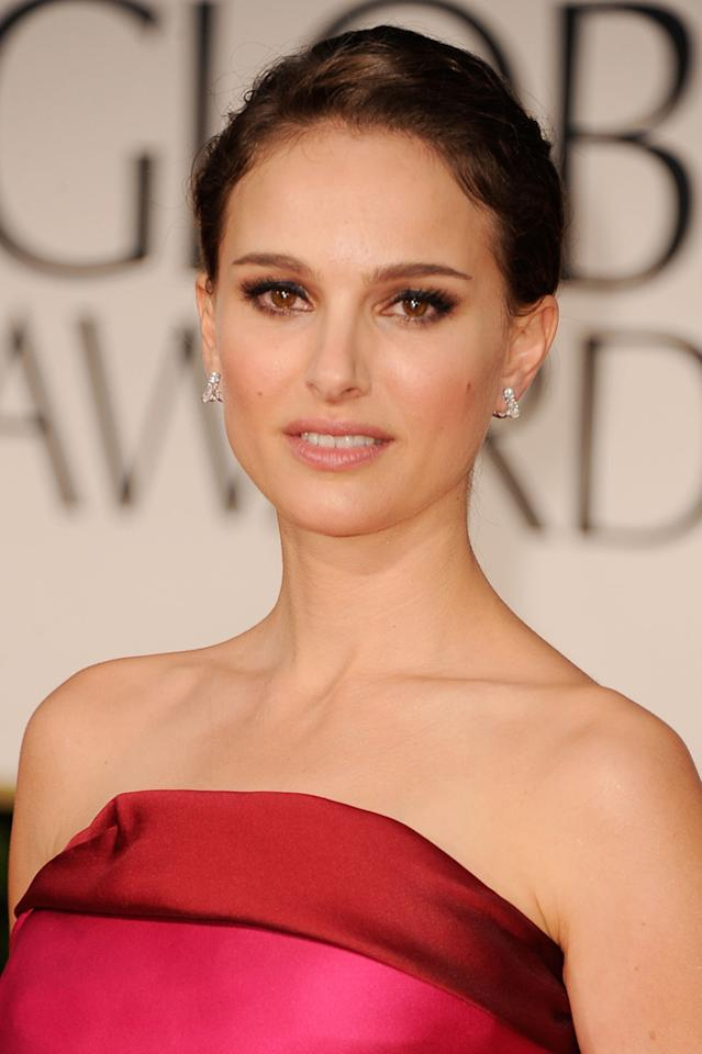 "Celebrity name: Natalie Portman Birth Name: Natalie Hershlag The Israeli-born ""Black Swan"" actress no longer goes by her birth name."