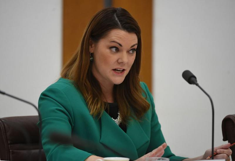 Senator Sarah Hanson-Young has spoken out in support of the offer. Photo: AAP