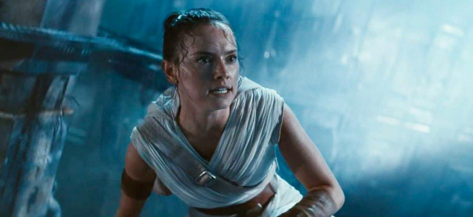 Daisy Ridley in The Rise of Skywalker (Credit: Disney)