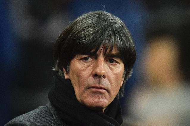 Germany coach Joachim Low (AFP Photo/Glyn KIRK )
