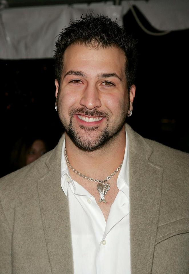 "<a href=""/joey-fatone/contributor/49640"">Joey Fatone</a> - The musician/actor/star of Broadway was a member of one of the most popular singing groups of all time, NSYNC, which holds the records for the most albums sold in a single day and week. He has since starred in the movies ""My Big Fat Greek Wedding"" and ""The Cooler,"" and in the Broadway musicals ""Rent"" and ""Little Shop of Horrors."" Fatone joins partner KYym Johnson, who returns for her second season."