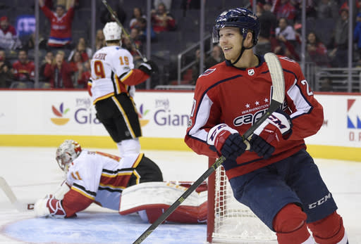 Capitals Lars Eller Among Nhl Players On Rise In Fantasy
