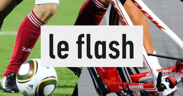 Tous sports - Le flash sports du 25 juillet