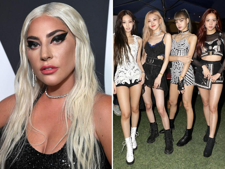 Lady Gaga's Album Tracklist Includes Collaborations with BLACKPINK and Ariana Grande