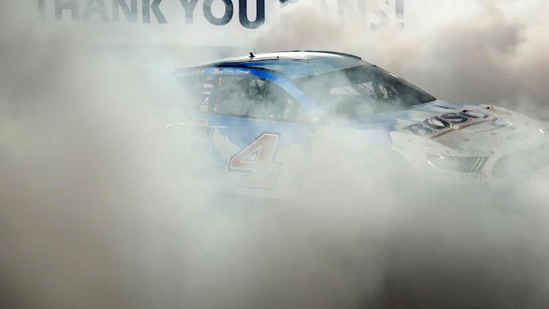Who won the NASCAR race yesterday? Complete results from Darlington playoff opener