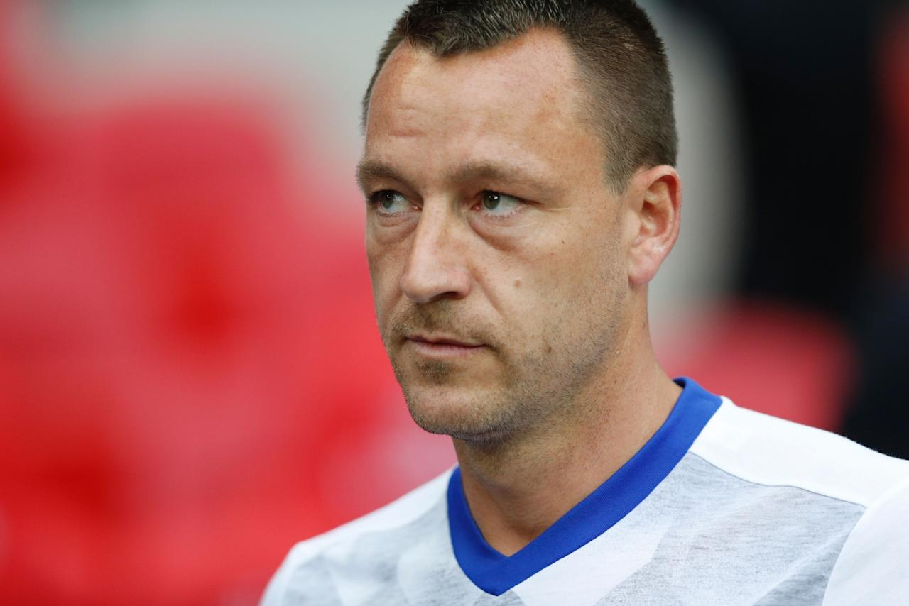 Aston Villa tight-lipped on John Terry links amid reports of £4m-a-year contract offer