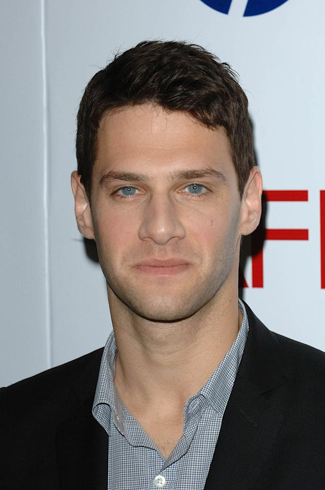 "<a href=""http://movies.yahoo.com/movie/contributor/1808458132"">Justin Bartha</a> at the 10th Annual AFI Awards in Los Angeles - 01/15/2010"