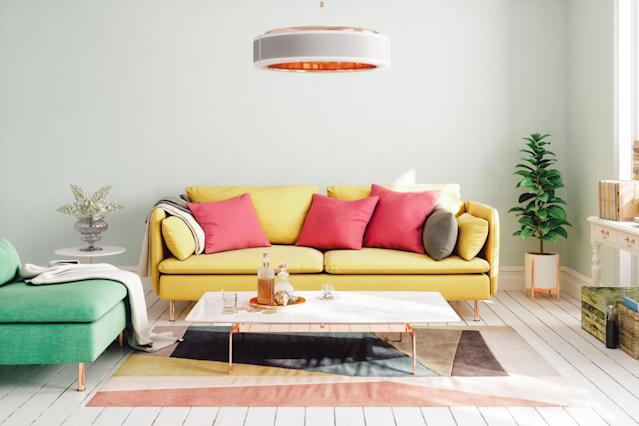 Upgrade your space with Home Depot decor must-haves. (Photo: Getty)