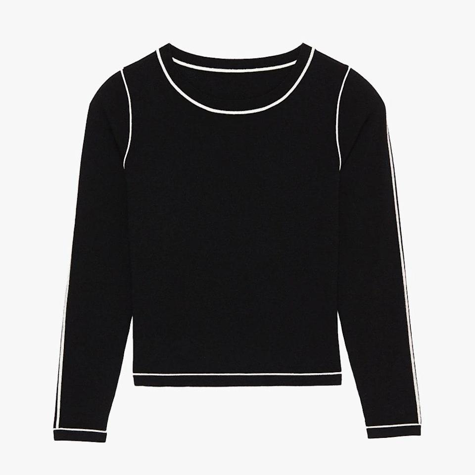 """$245, PLY KNITS. <a href=""""https://ply-knits.com/collections/knitwear/products/dylan"""" rel=""""nofollow noopener"""" target=""""_blank"""" data-ylk=""""slk:Get it now!"""" class=""""link rapid-noclick-resp"""">Get it now!</a>"""
