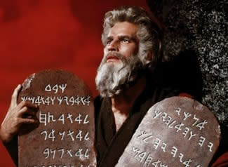 Ten Commandments Miniseries WGN
