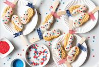 """<p>Get your party poppin'.</p><p>Get the recipe from <a href=""""https://www.delish.com/cooking/recipe-ideas/recipes/a42971/freedom-cookie-pops/"""" rel=""""nofollow noopener"""" target=""""_blank"""" data-ylk=""""slk:Delish"""" class=""""link rapid-noclick-resp"""">Delish</a>.</p>"""
