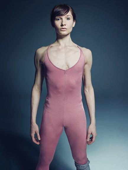 "<p>""A first soloist with The Royal Ballet when this was taken, now a principal at The Semperoper Ballett in Dresden. Her determination and inner strength is incredible to behold and the resulting physicality from such spirit speaks for itself. She's amazing.""<i> (Photo: Rick Guest)</i><br></p>"