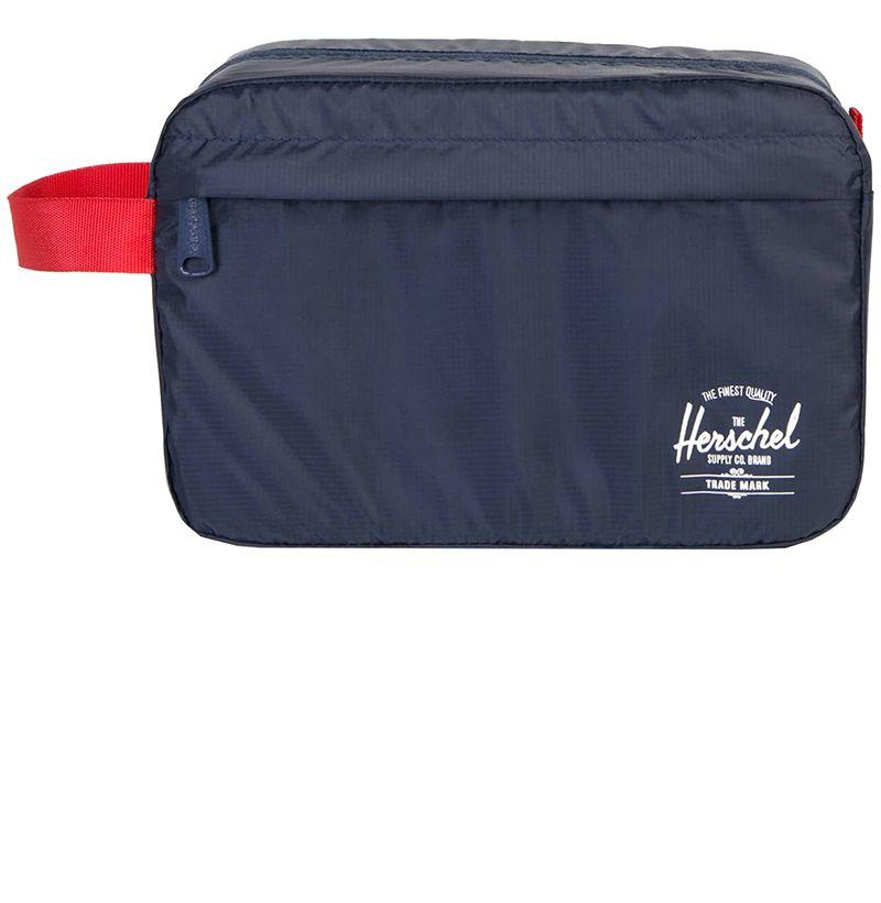 """<p><strong>Toiletry Bag </strong></p><p>nordstrom.com</p><p><strong>$28.00</strong></p><p><a href=""""https://go.redirectingat.com?id=74968X1596630&url=https%3A%2F%2Fshop.nordstrom.com%2Fs%2Fherschel-supply-co-toiletry-bag%2F5016511&sref=http%3A%2F%2Fwww.esquire.com%2Fstyle%2Fadvice%2Fg3180%2Fbest-gym-bags-for-men%2F"""" target=""""_blank"""">Buy</a></p><p>If you're planning on showering after your workout (you should), you'll need something to stash those toiletries. </p>"""