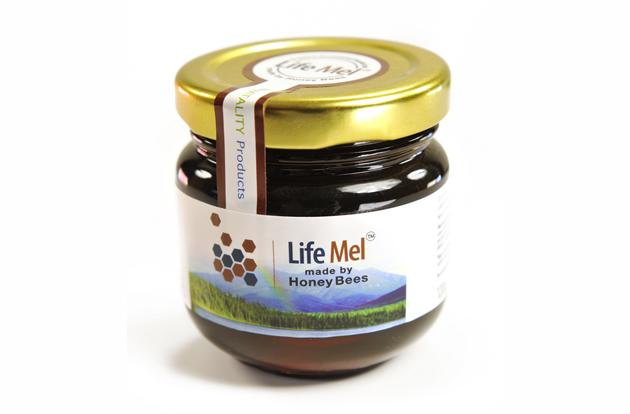 Life Mel honey, thought to be the world's most expensive, which is going on sale at £42 ($70)per jar. It is being sold in the store's pharmacy instead of its food hall because of the honey's apparent health benefits. It has a high price tag because it is made by honey bees fed on a specially created diet which includes herbs such as Siberian ginseng and Echinacea.