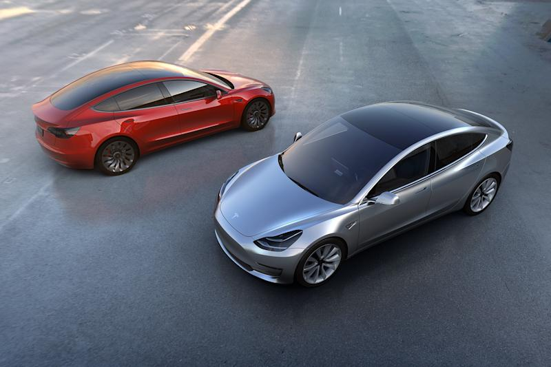 The $35,000, 215-mile Model 3 is the final step in Tesla's 'Secret Master Plan'