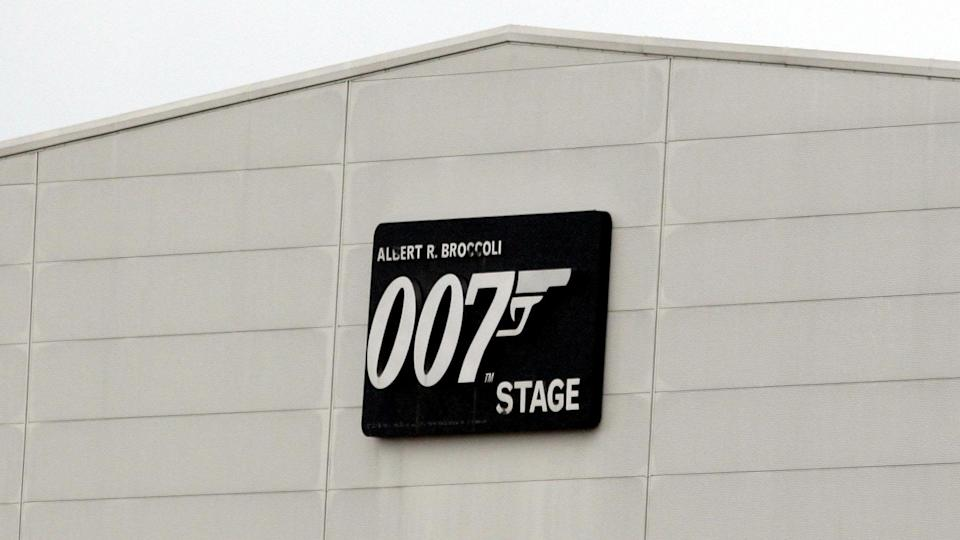 The blast damaged the outside of the famous 007 Stage.
