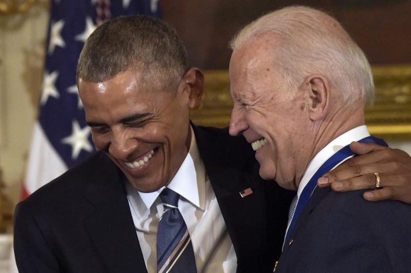 'Clever': Biden plays the Obama card