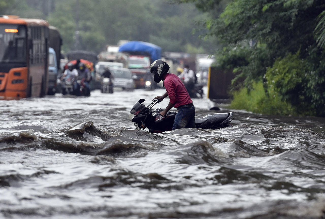 <strong>Every. Damn. Time.</strong> (Photo by Sanjeev Verma/Hindustan Times via Getty Images)
