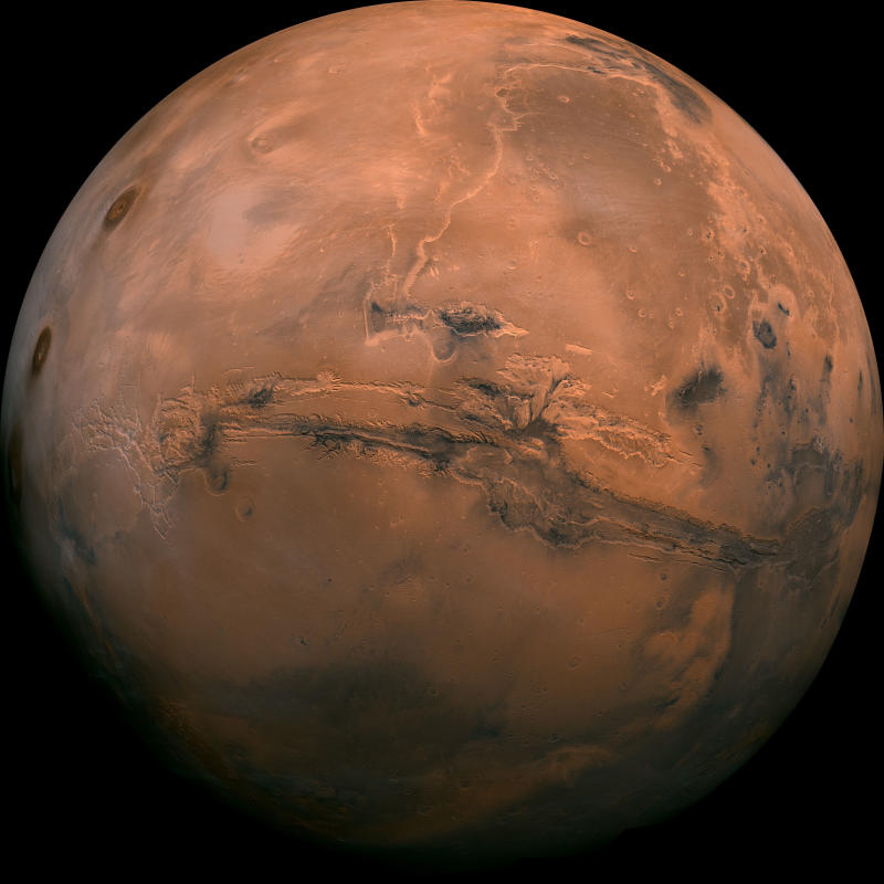 Mars to come closest to Earth in 15 years