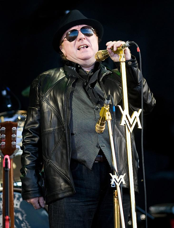 After musician Van Morrison fell for one-time Miss Ireland Michelle Rocca, the two married and started a family, becoming parents to a daughter and a son when Morrison was 60 and then 62.
