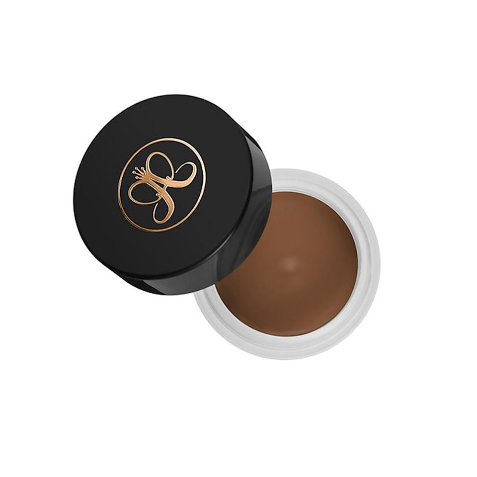 "<p>This little pot may look just like Dipbrow, but it's actually a full-coverage concealer that comes in 15 shades for warm and cool undertones. The Anastasia Beverly Hills Concealer's creamy formula feels hydrating and not the least bit cakey on your skin.</p> <p>$20 (<a rel=""nofollow"" href=""http://www.anastasiabeverlyhills.com/makeup/face/concealer-full-coverage-mask-correct.html?mbid=synd_yahoobeauty"">anastasiabeverlyhills.com</a>).</p>"