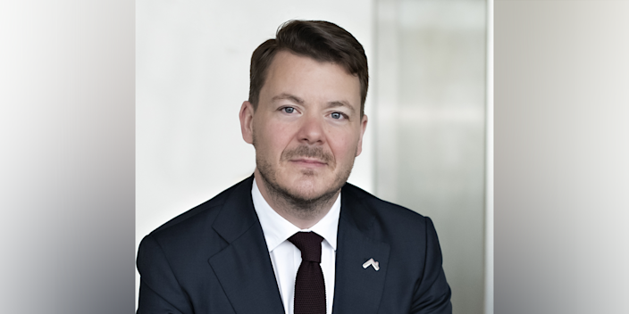 14) Daniel Gerring, Partner, Head of Pensions Sector Group, Travers Smith. Photo: Travers Smith