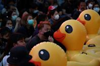 Thailand's 'rubber duck revolution' is calling for a new constitution, reforms to the monarchy and the resignation of Prime Minister Prayut Chan-o-cha, who came to power in a 2014 coup