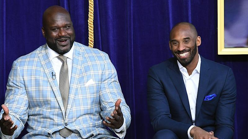 Shaquille O'Neal Hasn't Eaten or Slept Since Kobe Bryant's Death: 'I'm Sick'