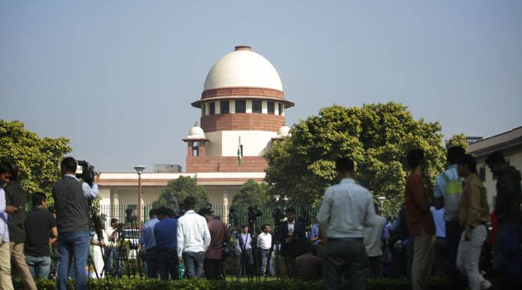 In Supreme Court today: Karnataka MLA disqualification case, RTI Act, Shiv Sena plea