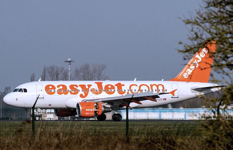Image result for No explosives found on easyJet plane diverted to Germany