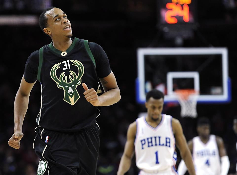 The Bucks' John Henson claimed he was racially profiled during a trip to a jewelry store last year. (AP)
