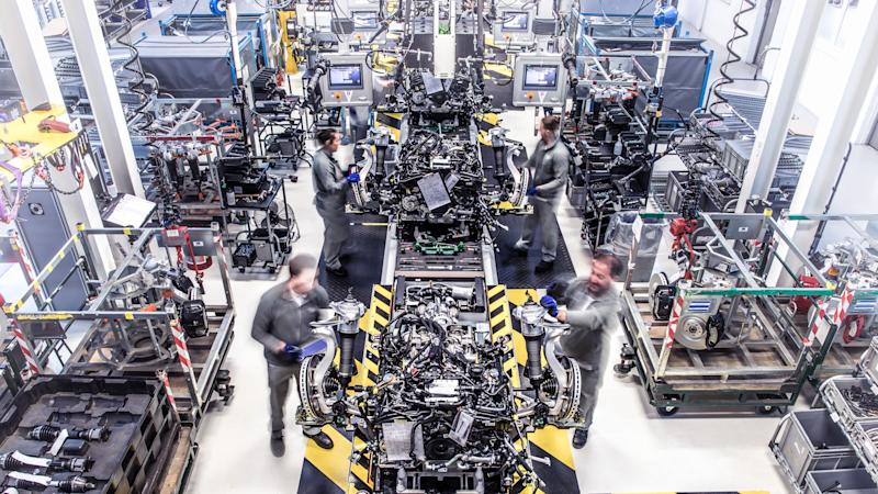 Coronavirus: Skoda, Bentley, Tesla and Volvo all pause production at sites