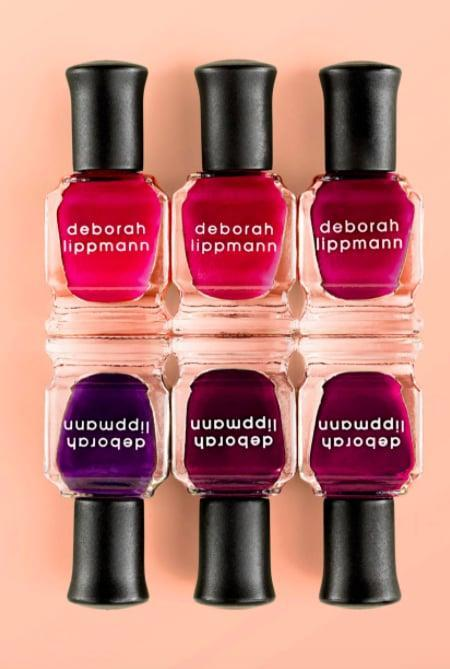<p>The <span>Deborah Lippmann Very Berry Nail Polish Set</span> ($36) provides the perfect fall/winter shades for all your at-home mani-pedi needs. </p>
