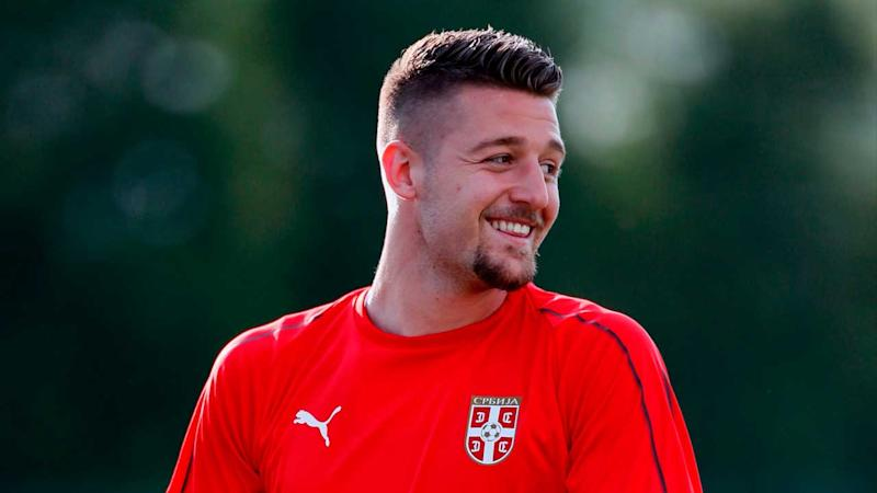 Lazio will only consider 'indecent' offers for Man Utd & Real Madrid target Milinkovic-Savic