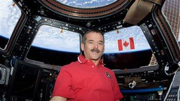 Chris Hadfield de retour au Canada