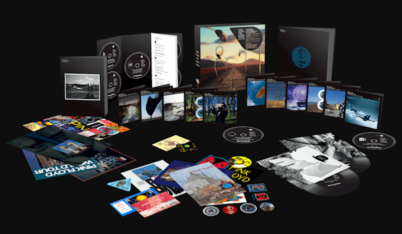 Pink Floyd's The Later Years Box Set