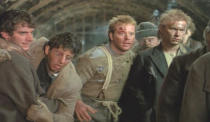 """<p>Renny Harlin launched his career with this down-and-dirty exploitation movie, which merrily rips off <i>Red Dawn </i>and Chuck Norris's <i>Missing in Action</i>. In fact, Norris's son, Mike, plays one of the main characters — a trio of U.S. born bros who get stranded in the Soviet Union and have to fight their way to freedom. Filled with scintillating dialogue like, """"Die you Russian murderer!"""" <i>Born American </i>could very easily have lost us the Cold War. <a href=""""https://www.youtube.com/watch?v=KOV3goMZNQQ"""" rel=""""nofollow noopener"""" target=""""_blank"""" data-ylk=""""slk:Watch the Trailer"""" class=""""link rapid-noclick-resp"""">Watch the Trailer</a> <i>(Photo: YouTube)</i></p>"""