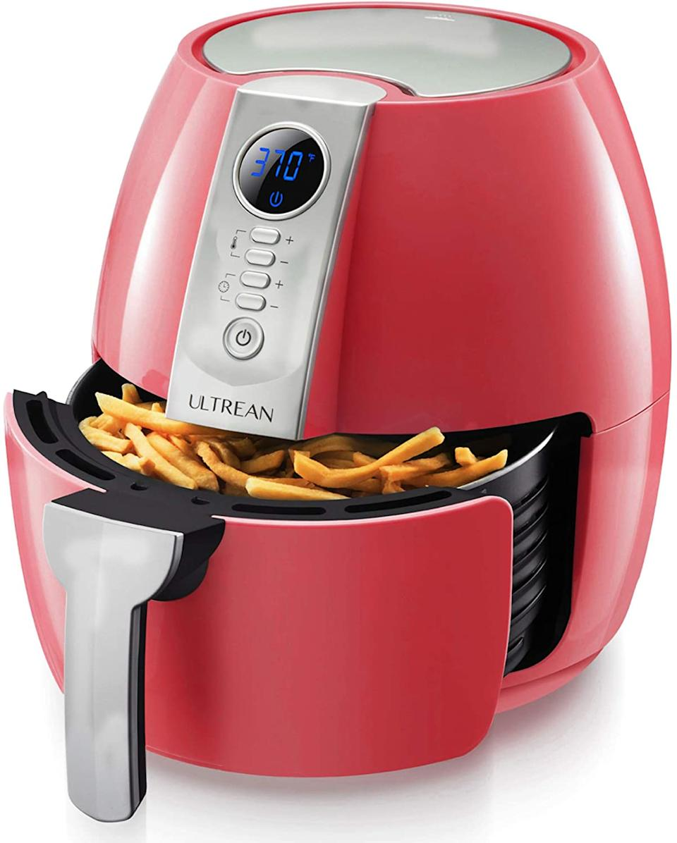 Ultrean 4.2 Quart Air Fryer - Amazon.