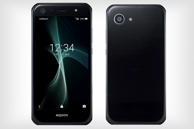 Known more for making televisions than smartphones, Japanese company Sharp unveiled the Aquos Xx3 Mini. The phone will be available in February 2017, though it will only be sold in Japan.